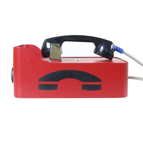 téléphone analogique / VoIP / IP66 / pour applications ferroviaires