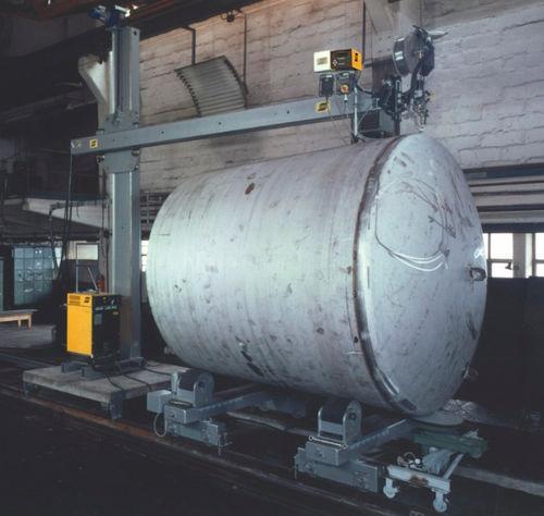 Potence sur colonne / modulaire / de soudage CaB 300S ESAB