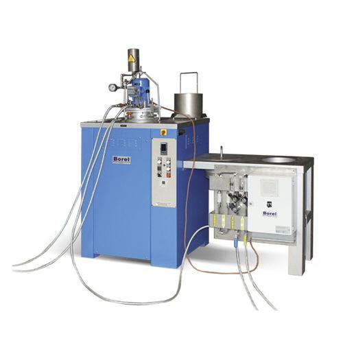 Four de traitement thermique / pit / électrique / sous atmosphère contrôlée PO 650 P3 SOLO Swiss & BOREL Swiss