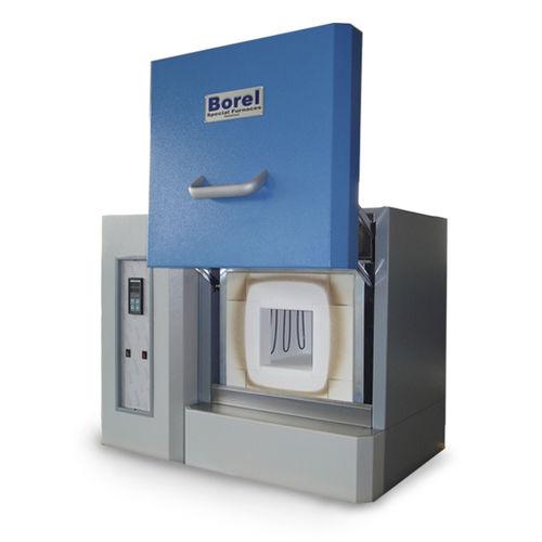 four de frittage / à chambre / électrique / de laboratoire