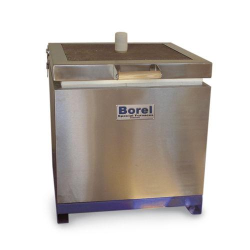 Four à chambre / électrique / de laboratoire / pour métallurgie TH 1280 SOLO Swiss & BOREL Swiss