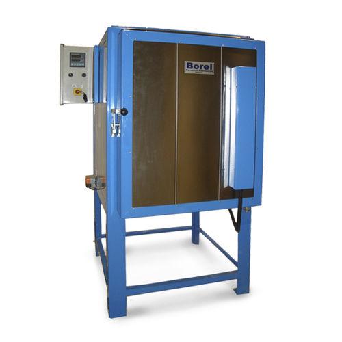 Four de recuit / à chambre / électrique à résistance / pour le travail du verre FI 1100 SOLO Swiss & BOREL Swiss