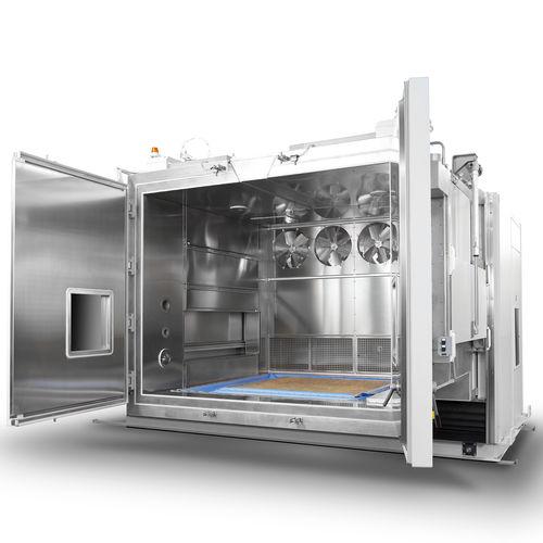 chambre d'essai de choc thermique / environnementale / d'humidité / de vibrations et de choc
