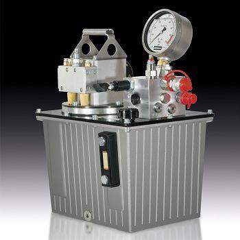 pompe hydraulique pneumatique / ATEX