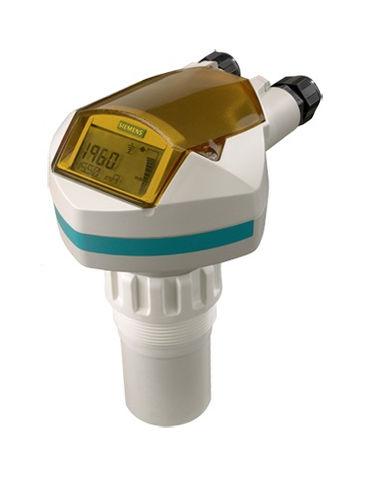 Transmetteur de niveau à ultrasons / pour liquide / pour cuve / HART SITRANS Probe LU Siemens Process Instrumentation