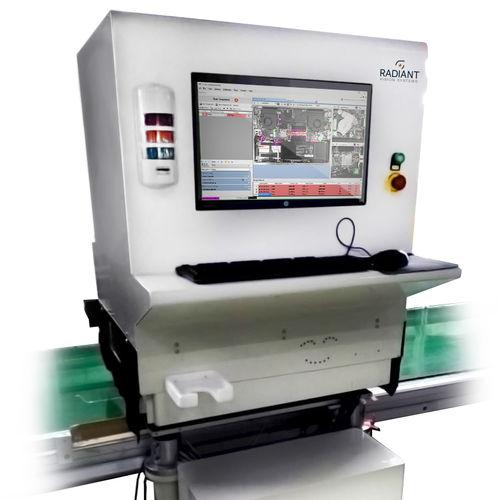 système inspection visuelle automatisée - Radiant Vision Systems