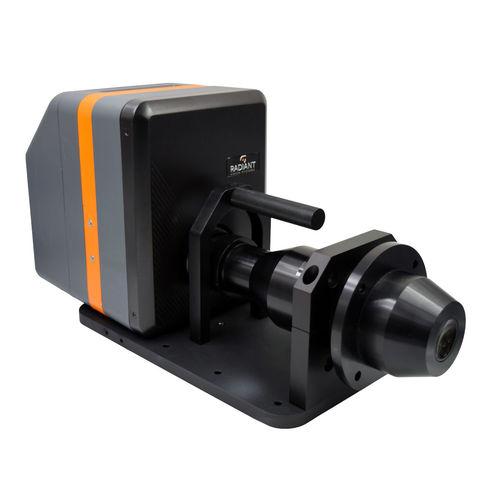 objectif de microscope conoscopique / haute résolution / pour mesure angulaire de la lumière / pour mesure de couleur