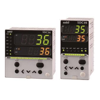contrôleur de température numérique / PID / mono-boucle / avec contrôle à distance
