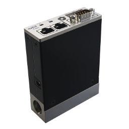 régulateur de débit massique / pour gaz / numérique / compact