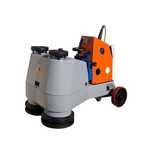 machine de polissage pour sol / pour pierre / pour le marbre / arrosée