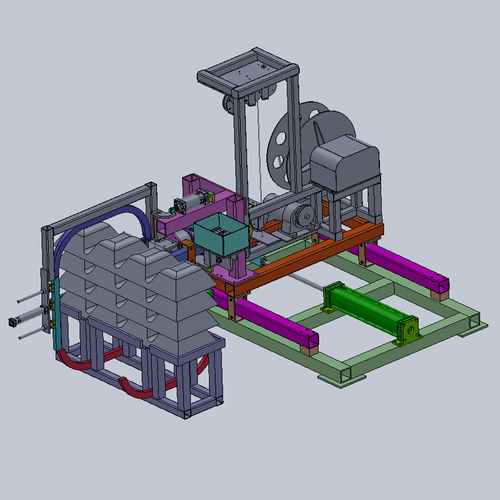 cercleuse automatique - Shenzhen Superworker Technology Co., Ltd