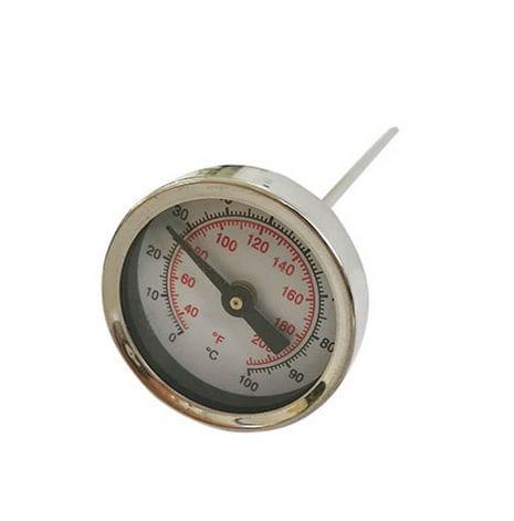 thermomètre pour eau chaude / bimétallique / analogique / de poche
