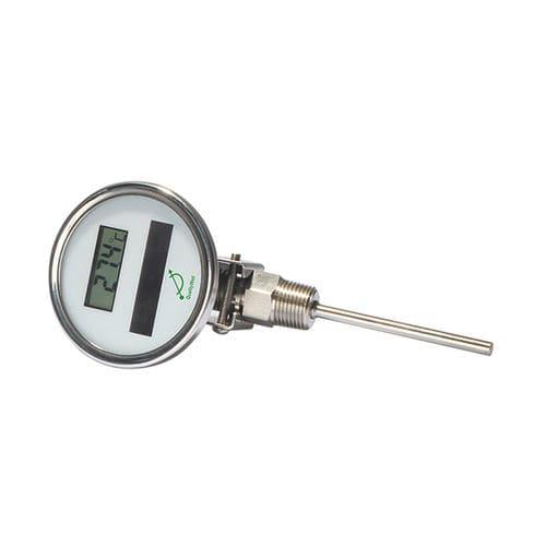 thermomètre à sonde / numérique / à insertion / à visser
