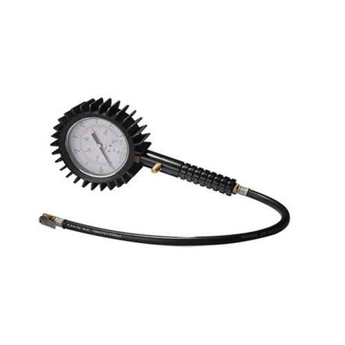 manomètre à cadran / à tube de Bourdon / de test / pour applications marines