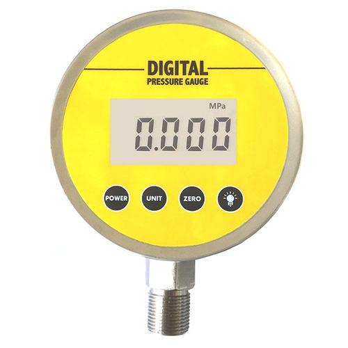 manomètre numérique / électronique / de process / en acier inoxydable