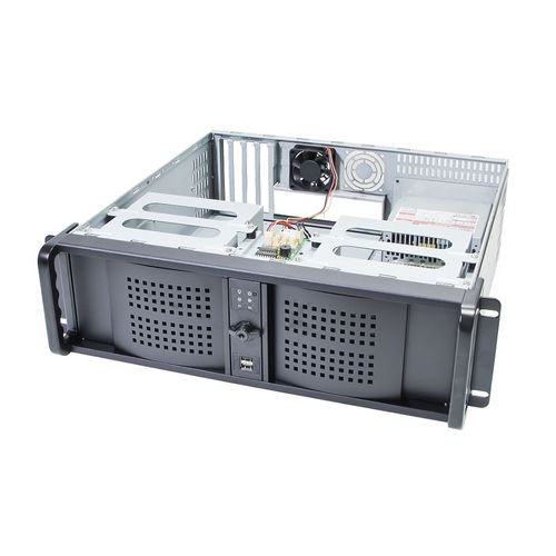 châssis rackable / 2U / 3U / industriel