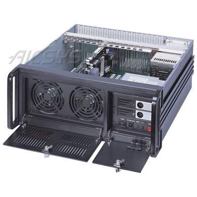 Châssis pc rackable / 4U / pour carte mère mini-ITX / haute performance RCK-403 AICSYS Inc