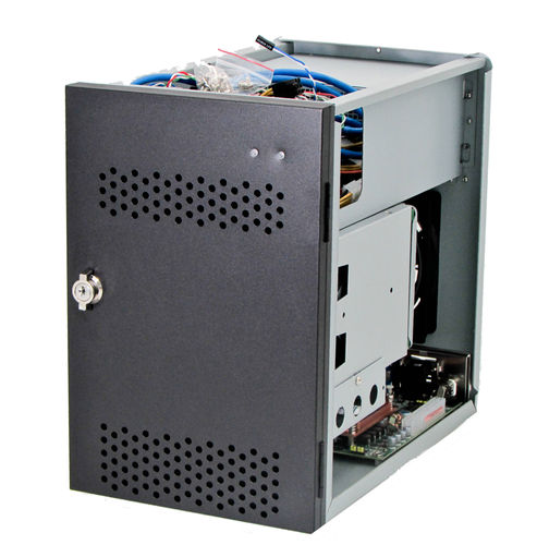 ordinateur industriel / serveur / USB / mural