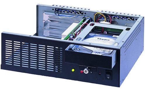 Châssis benchtop / mural / mini / compact WMC-301B AICSYS Inc