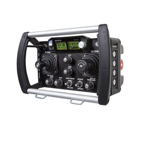 télécommande radio / à boutons / à joystick / ATEX
