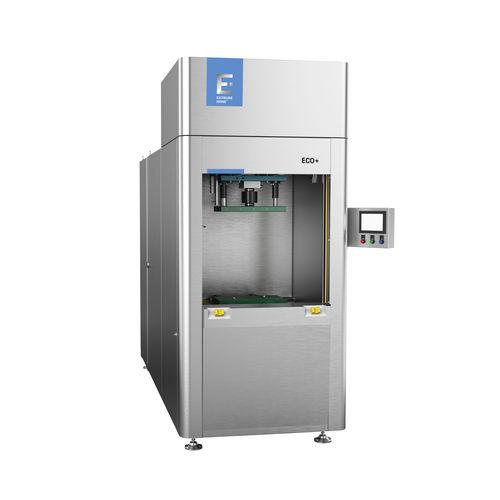machine d'usinage électrochimique / multiaxe