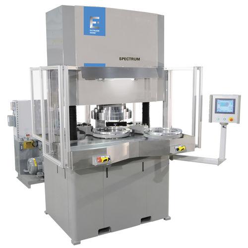machine de polissage pour métaux / automatique
