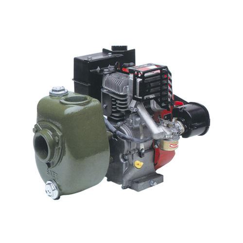 pompe pour eaux claires / à moteur thermique / auto-amorçante / centrifuge