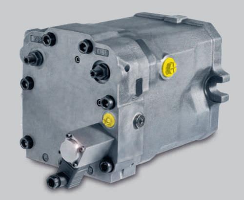 moteur hydraulique à piston axial / à cylindrée variable