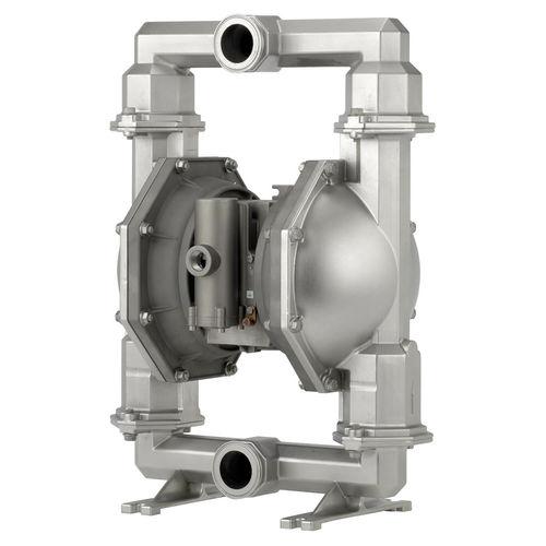 pompe à double membrane / pour peinture / pneumatique / chimique