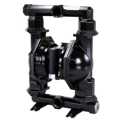pompe à membrane / pour peinture / pour fuel / actionnée par air