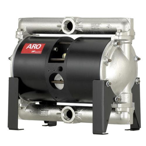pompe à double membrane / pour peinture / pour colle / pour solvant