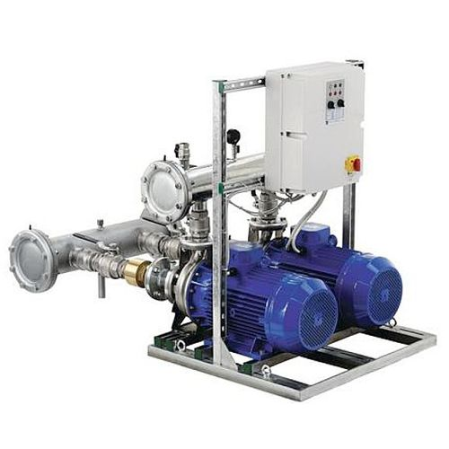 Groupe de surpression électrique / centrifuge 2GP 3M series EBARA PUMPS EUROPE