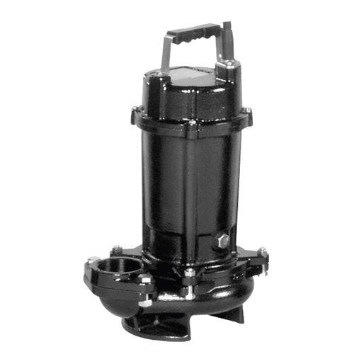 pompe pour eaux usées / électrique / immergée / à vortex