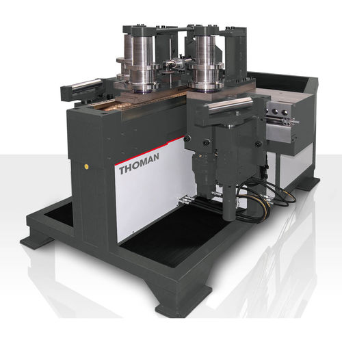 cintreuse hydraulique / de profilés / CNC / à 3 galets moteurs
