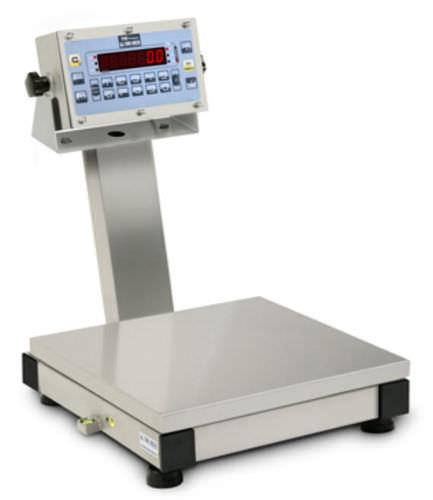 Balance multifonction / poids/prix / avec afficheur à LED / en acier inoxydable TRB series Dini Argeo