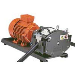 pompe pour eaux usées / pour produits chimiques / électrique / péristaltique