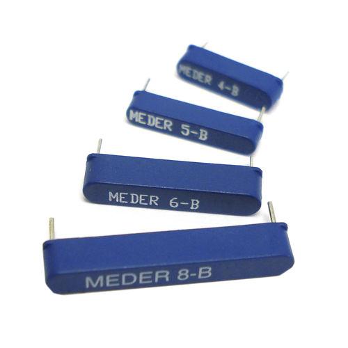 interrupteur de proximité magnétique / rectangulaire / analogique / de circuit imprimé
