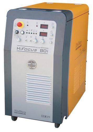 Source de courant plasma CNC / inverter / pour la découpe de métaux / pour découpe au plasma HiFocus 80i Kjellberg Finsterwalde