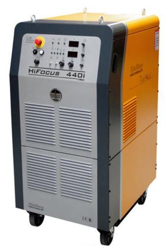 Source de courant plasma automatisée / inverter / pour découpe au plasma / pour découpeur plasma HiFocus 440i neo Kjellberg Finsterwalde