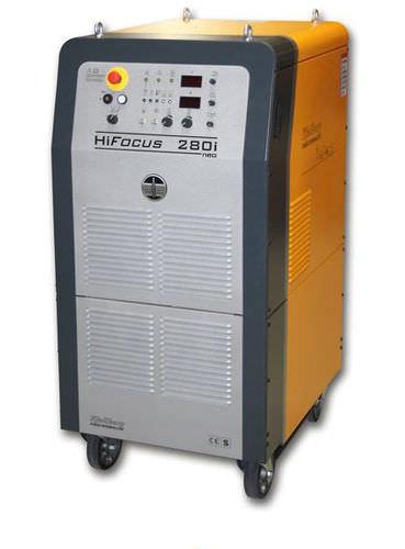 source de courant plasma CNC / inverter / pour la découpe de métaux / pour découpe au plasma