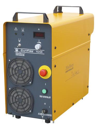 découpeur plasma CNC / à onduleur / pour métal / à haute performance