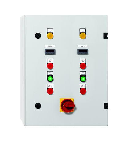 système de surveillance de niveau / de position / de mesure / pour machine