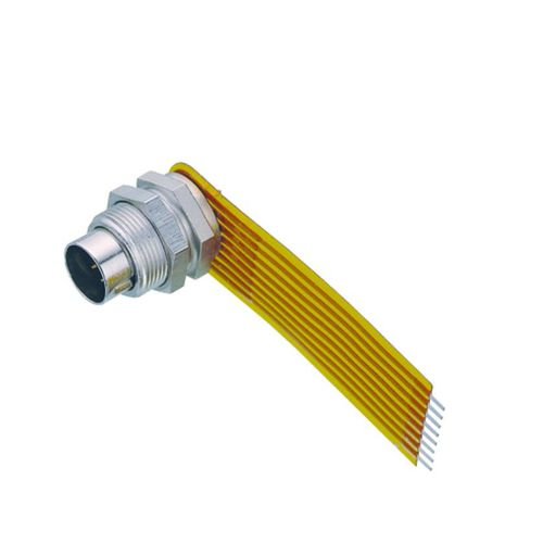 connecteur RF / DIN / circulaire / mâle