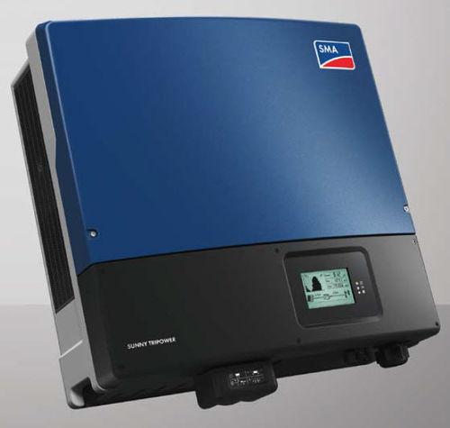 Onduleur DC/AC solaire / à sinus modifié / à injection réseau / triphasé  max. 17 000 W | TRIPOWER 10000TL, 12000TL, 15000TL, 1700 SMA Regelsysteme