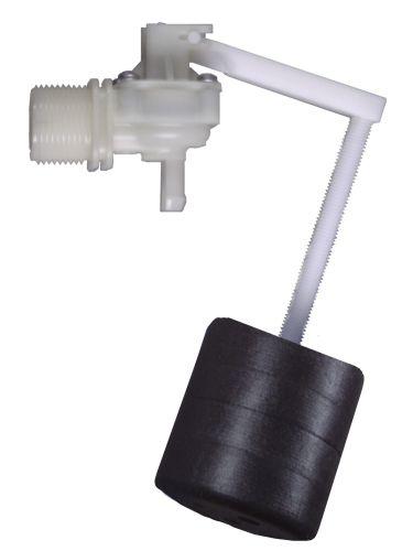 vanne à flotteur / servocommandée / de contrôle de niveau / pour l'eau