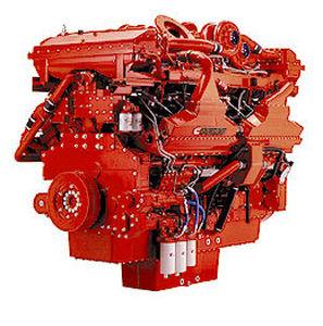 Moteur thermique diesel / 2 cylindres / à rampe commune / pour application ferroviaire QSK60 Tier 2 series Cummins Inc.