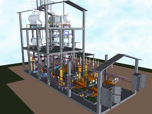 Logiciel de conception d'usine AutoPLANT Solutions Bentley Systems Europe B.V.