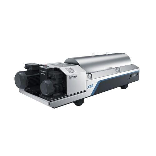 décanteur centrifuge / horizontal / pour la déshydratation des boues