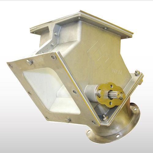 Vanne d'aiguillage à actionneur électrique / à actionneur pneumatique / avec actionnement manuel DVA WAMGROUP S.p.A