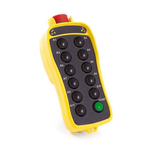 télécommande sans fil / à 6 boutons / à 8 boutons / à 10 boutons